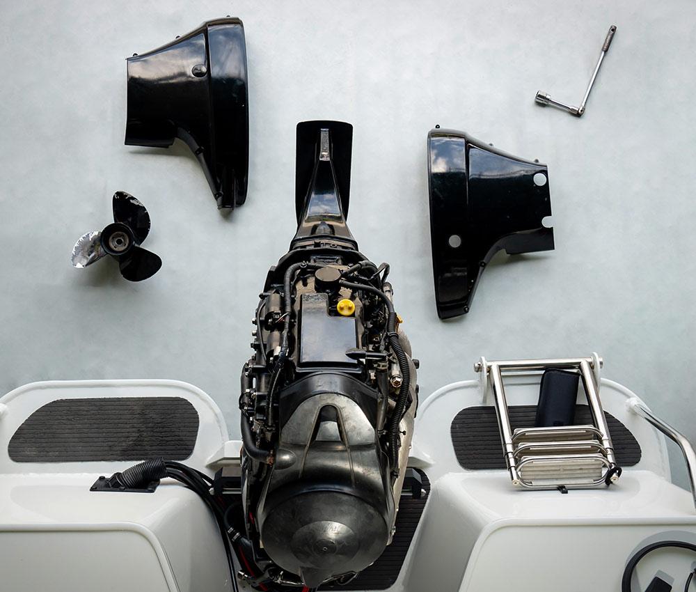 Cap Azur Marine | Mécanique marine à Macinaggio : installation, entretien et réparation de moteurs d'embarcation