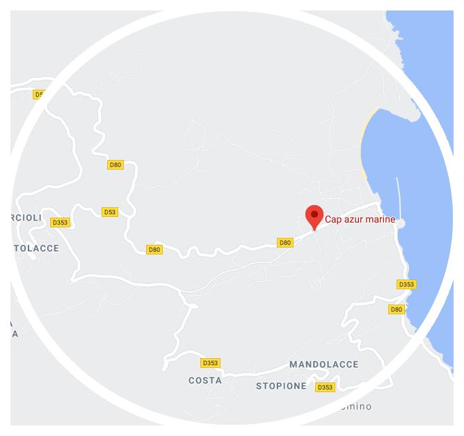 Cap Azur Marine | située à Macinaggio, est spécialisée dans la mécanique marine depuis plus de 20 ans, et se déplace jusqu'à 20 kilomètres aux alentours pour la réparation de moteurs de bateau